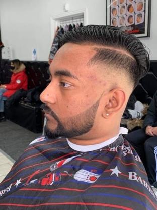 Bros Barbershop - Barbiers