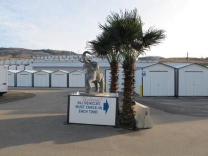Elephant Storage Centre - Moving Services & Storage Facilities - 250-549-2255