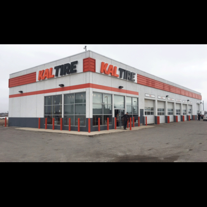 Kal Tire - Tire Retailers - 204-487-3320
