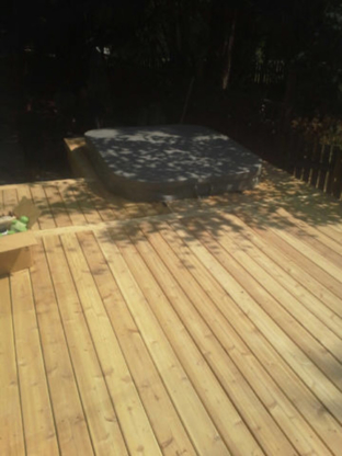 SHJ Decks & More - General Contractors
