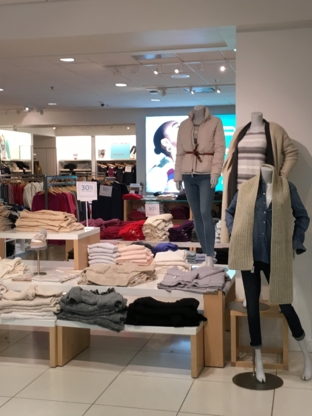 Gap - Clothing Stores - 604-431-6559