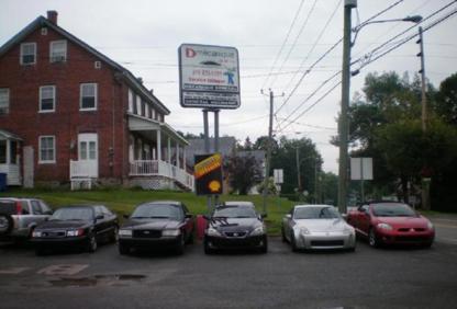D Mécanique 2012 Inc - Garages de réparation d'auto