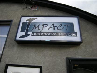 Impact Automotive Services - Car Repair & Service - 403-562-2588