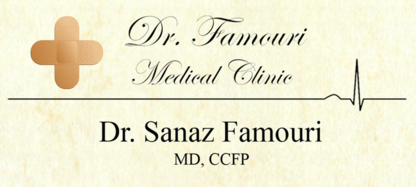 Dr. Famouri Medical Clinic - Physicians & Surgeons - 604-770-4450
