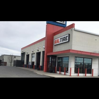 Kal Tire - Tire Retailers - 613-389-0055