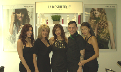 Salon De Coiffure Kim - Hairdressers & Beauty Salons - 450-672-4332