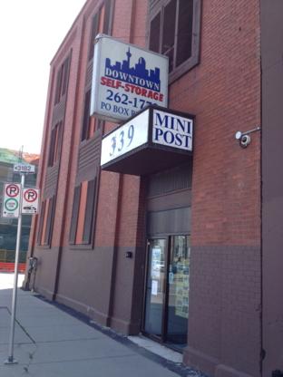 Downtown Self-Storage - Mini entreposage - 403-262-1770