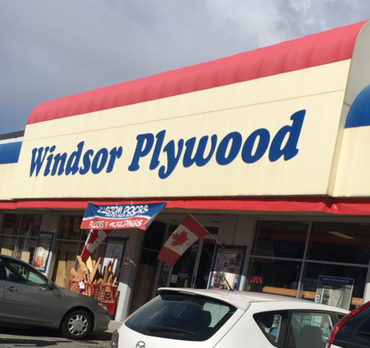 Windsor Plywood - Construction Materials & Building Supplies - 604-299-9388