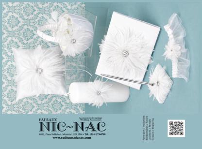 View Cadeaux Nic-Nac's Saint-Constant profile