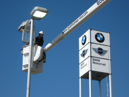 View Quantum Lighting & Electric Co's Hornby profile