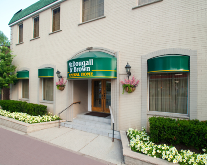 McDougall & Brown Funeral Home - Eglinton Chapel - Funeral Homes - 647-930-1376