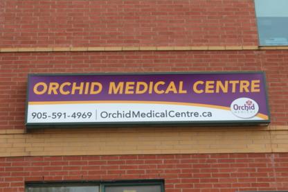 Orchid Medical Centre - Services de santé - 905-591-0369
