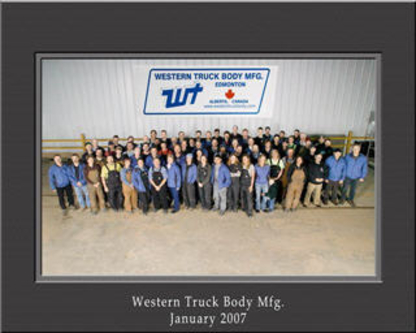 Western Truck Body Mfg - Truck Bodies - 780-466-8065