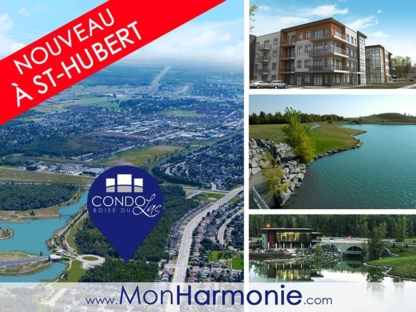 Les Immeubles Locatifs Harmonie - General Contractors - 514-566-0151