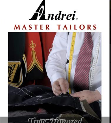 Andrei Master Tailors - Tailors - 902-425-4446