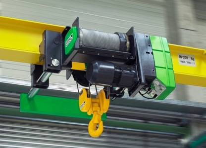Hellcat Overhead Cranes - Ponts roulants