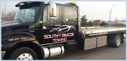 South Simcoe Towing - Vehicle Towing