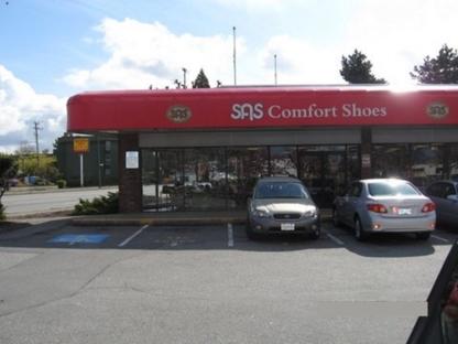 SAS Comfort Shoes - Shoe Stores - 604-558-4727