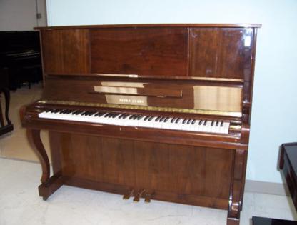 Victor's Piano Sales & Service - Piano Tuning, Service & Supplies - 416-877-6021