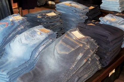 Monjeloco Jeans Ltd - Magasins de vêtements pour hommes