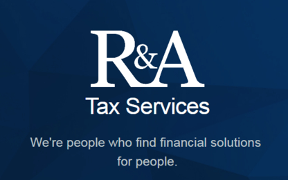 Ra Tax Services - Tax Return Preparation - 416-792-5063