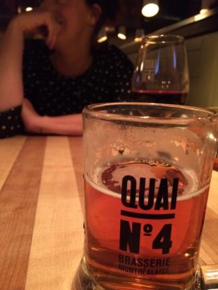 Quai No4 - Pubs