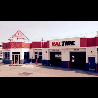 Kal Tire - Tire Retailers - 587-318-3034