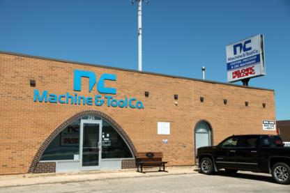 N C Machine & Tool Co - Steel Fabricators - 204-586-2393
