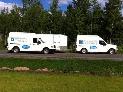 Réfrigération RSTJ - Commercial Refrigeration Sales & Services - 514-805-6212