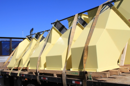 Cutting Edge Fabrication Ltd - Steel Fabricators - 604-532-5222