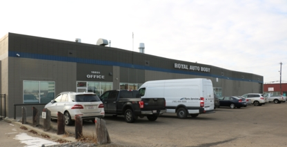 Royal Auto Body & Collision - Réparation de carrosserie et peinture automobile - 780-447-0099