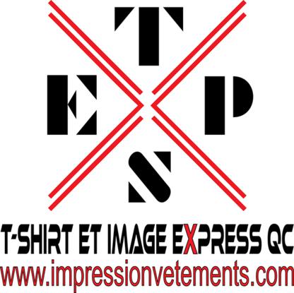 T-shirt et Image Express Québec - Sérigraphie