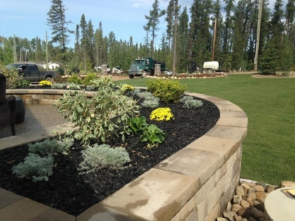 Fort Lakes Landscaping Ltd - Landscape Contractors & Designers - 1-855-385-2537