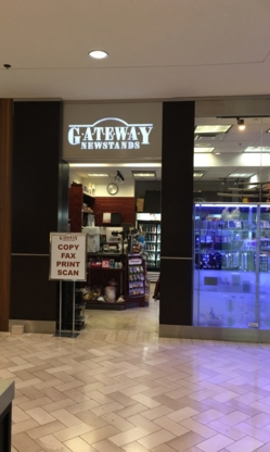 Gateway Newstands - News Dealers - 604-464-9724