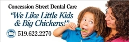 Tulloch Heather Dr - Dentists - 519-622-2270
