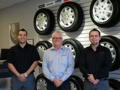 Vanasse Pneus Et Mécanique Inc - Garages de réparation d'auto - 819-478-8117