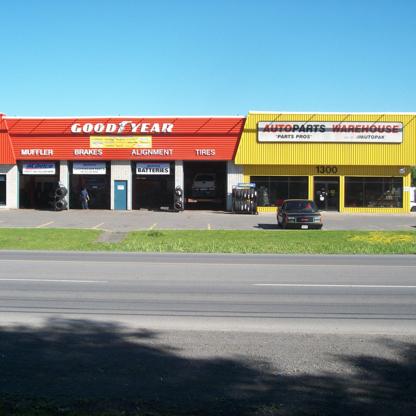 Jiffy Auto Service - Tire Dealer Equipment & Supplies - 613-933-7722