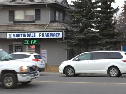 Martindale Pharmacy - Pharmacies - 403-454-2100
