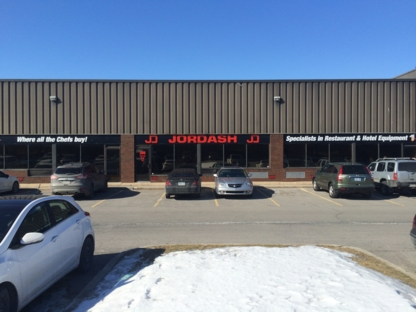 Jordash Co - Restaurant Equipment & Supplies - 613-733-0555