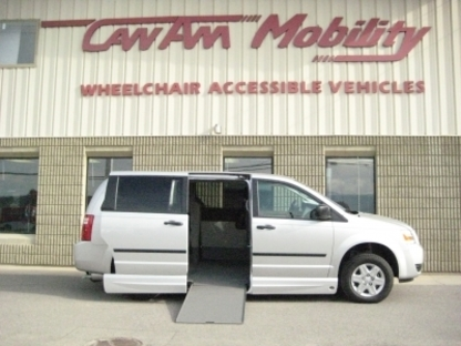 Can Am Mobility - Medical Equipment & Supplies - 250-491-0003