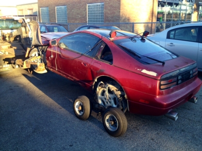 Road Runner Towing - Vehicle Towing - 647-930-0415