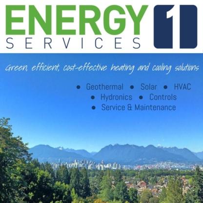 Energy 1 Services Ltd - Heating Contractors