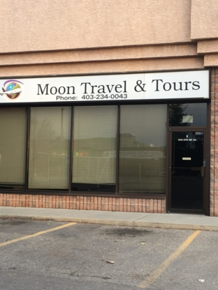 Moon Travels & Tours - Travel Agencies