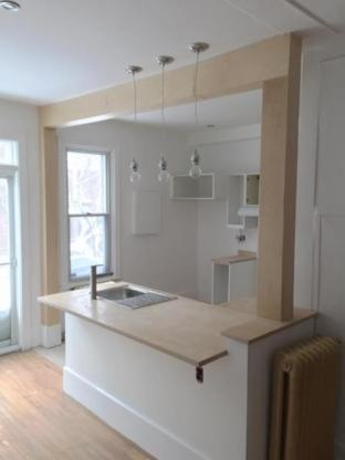 Ju Moreau Construction Inc - Home Improvements & Renovations - 514-573-9306