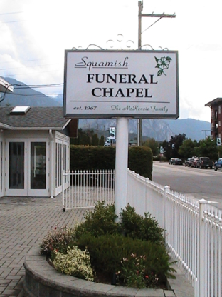 Squamish Funeral Chapel Ltd - Monuments & Tombstones - 604-898-5121