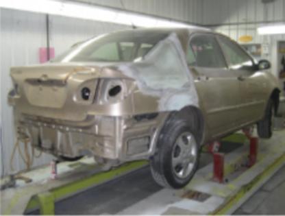 Carrxpert St-Raymond - Réparation de carrosserie et peinture automobile - 418-337-3386