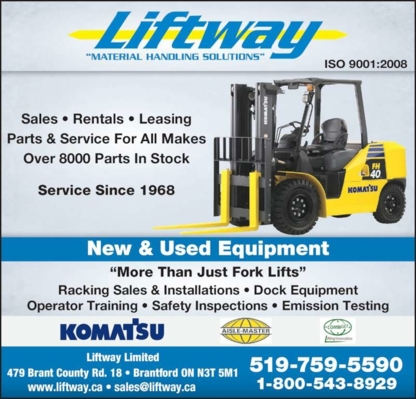 View Liftway Limited's LaSalle profile