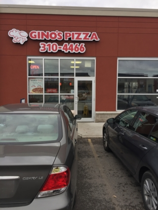 Gino's Pizza - Italian Restaurants - 519-837-2244