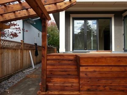 Si Belle Construction - Decks
