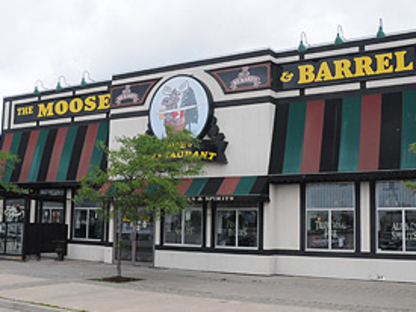 The Moose & Barrel - Restaurants - 416-615-5558